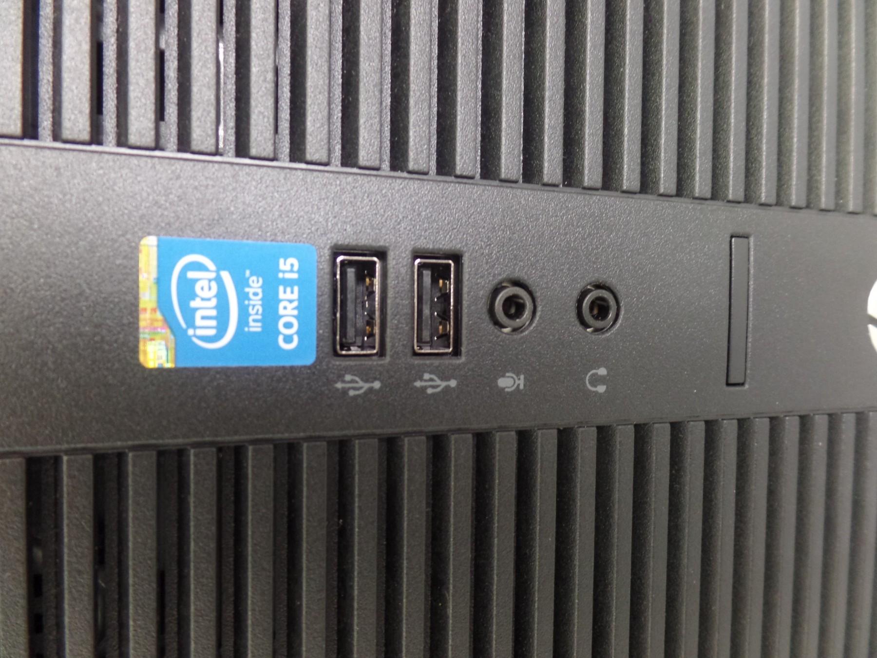 HP 280 G1 Tower Desktop PC Core i5-4590S 3GHz 4GB 500GB Win 7 Pro P0C88UT  cosm