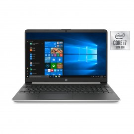 "HP 15-DY1071WM 15.6"" HD i7-1065G7 1.3GHz 8GB 256GB SSD Iris Plus W10H Laptop SD"