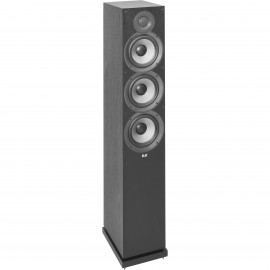 Elac DF62-BK Floorstanding Tower Speaker (1 speaker) Brand New