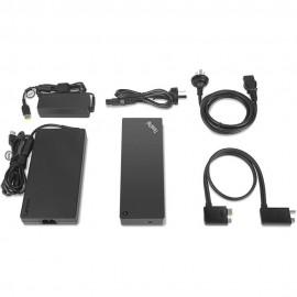 Lenovo ThinkPad Thunderbolt 3 Dock Gen 2 Docking Station 40AN0230US OB