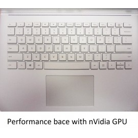 Keyboard Performance Base 1705 w/ nVidia GPU for Microsoft Surface Book