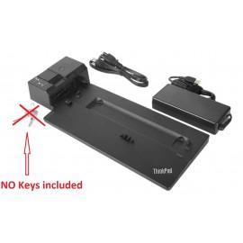 Lenovo 40AJ0135US Thinkpad Ultra Dock 135W Docking Station -No keys