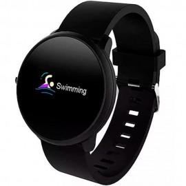 Lenovo Smart Watch HW10 IP68 Waterproof Sport Bluetooth PTM7C01746 Black