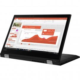 """Lenovo ThinkPad L390 Yoga 13.3"""" FHD Touch i5-8265U 1.6GHz 8GB 256GB W10P Black"""