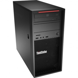 Lenovo ThinkStation P520C Xeon W-2123 3.6GHz 8GB 1TB Quadro P600 W10 Workstation