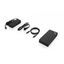 Lenovo 40AS0090US ThinkPad USB 3.0 Ultra Docking Station Gen 2 Dock