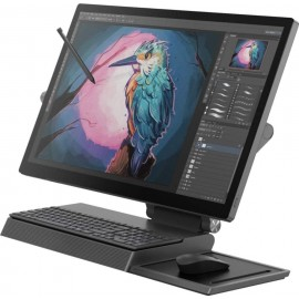 "Lenovo Yoga A940 27"" 4K UHD Touch i7-9700 3.0GHz 32GB 1TB+256GB RX 560 W10 -Dust"
