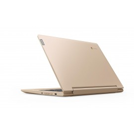 "Lenovo C330 11.6"" IPS Touch MTK 8173C 1.3GHz 4GB 64GB Chromebook Champagne"