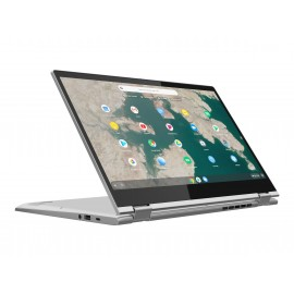 "Lenovo C340 15.6"" FHD IPS Touch i3-8130U 2.2GHz 4GB 64GB 2in1 Chromebook Grey SD"