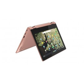 "Lenovo C340 11.6"" HD IPS Touch N4000 1.1GHz 4GB 64GB eMMC 2in1 Chromebook Pink"