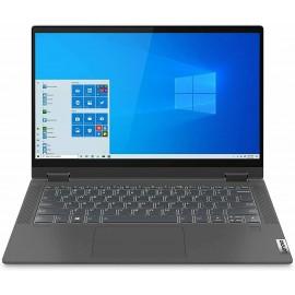 "Lenovo Flex 5G 14Q8CX05 14"" FHD Touch 8GB 256GB 5G Verizon W10P - Scratch"