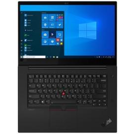 "Lenovo Thinkpad X1 Extreme Gen 3 15.6"" UHD i7-10850H 2.7GHz 32GB 1TB 1650Ti W10P"