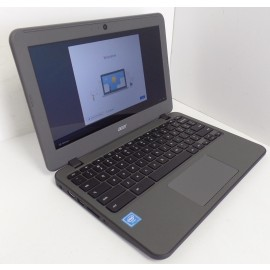 "Acer Chromebook C731T-C42N 11.6"" HD TouchScreen Celeron N3060 4GB 16GB Chrome U"