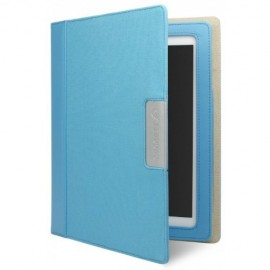 Cygnett Alumni Canvas Case Folio For iPad 2nd 3rd 4th Gen CY0713CIALU Blue