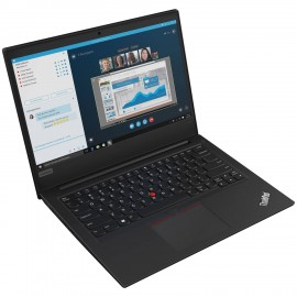 "Lenovo Thinkpad E490s 14"" FHD i7-8565U 1.8GHz 8GB 256GB SSD W10P Laptop R"