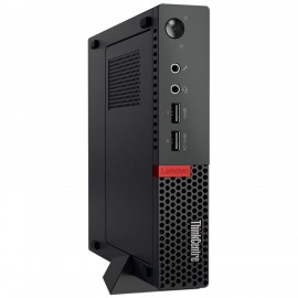 Lenovo ThinkCentre M710q Tiny Desktop PC i7-6700T 2.8GHz 8GB 500GB HDD WiFi W10P