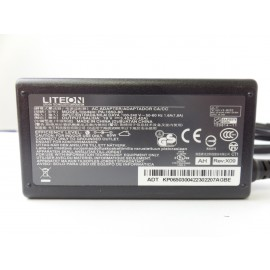 LiteOn Charger AC Adapter Power Supply for Acer Chromebook 65W with Power Cord
