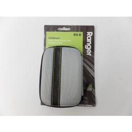 Ranger CitiWeave Hard Shell Case for Digital Camera GPS MP3 Player + Wrist Strap