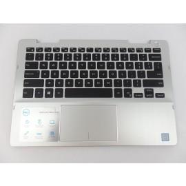 OEM Palmrest Keyboard Touchpad for Dell Inspiron 7386 HVKDH