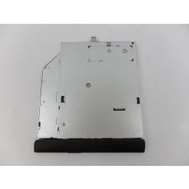 OEM HP 455 SATA CD-RW DVD-RW Drive 820286-HC0 w/Faceplate Bezel for HP 17-x115DX