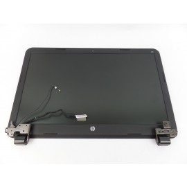 """15.6"""" LCD Screen Assembly w/ WebCam Hinges for Hp 255 G3 750635-001"""