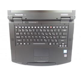 "Panasonic Toughbook FZ-55 14"" HD i5-8365U 1.6GHz 8GB 512GB W10P FZ-55A4700VM SD"