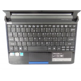 "Acer Aspire One 532h-2588 10.1"" Atom N450 1GB RAM No HDD Boots to BIOS"