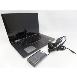"Dell Inspiron 7586 15.6"" 4K UHD Touch i7-8565U 1.8GHz 16GB 512GB SSD MX150 W10H"