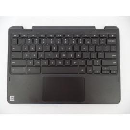 OEM Palmrest Keyboard Touchpad+Bottom Cover for Lenovo Chromebook 300e 81H0000US