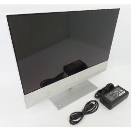 "HP Pavilion 24-xa0024 24"" FHD i5-8400T 1.7GHz 12GB 256GB SSD W10H AIO - Cracked"