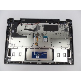 For parts: Keyboard Palmrest Touchpad AM2DR000820 for HP Chrome 14-DA0011DX
