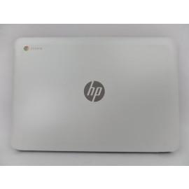 "HP Chromebook 14-ak041dx 14"" HD Intel N2840 2.16GHz 4GB 16GB Chrome - Chipped"