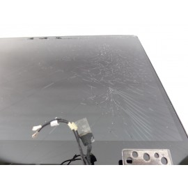 """For parts only! 15.6"""" LCD Screen Assembly f/ HP Spectre x360 15-ch011dx -Cracked"""