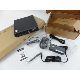 Lenovo ThinkCentre M625Q Tiny AMD A4-9120e 1.5GHz 8GB 256GB SSD WiFi W10P