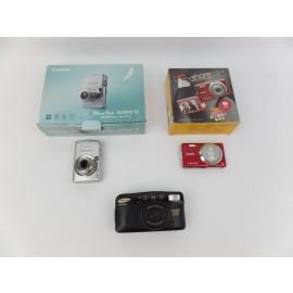 Read: defective Lot of 40 Cameras Samsung Kodak Nikon Fujifilm Canon Olympus