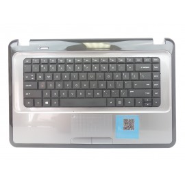 OEM Palmrest Touchpad + Keyboard for HP 2000-BF69WM