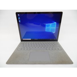 "Microsoft Surface Laptop 1769 13.5"" Touch i5-7200U 2.5GHz 4GB 128GB W10H Crckd"