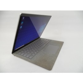 "Microsoft Surface Laptop 1769 13.5"" Touch i5-7200U 2.5GHz 4GB 128GB W10H Crckd"
