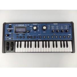 Novation MiniNova Synthesizer 37-Key Compact Keyboard USB MIDI NOVSYNTH02