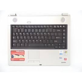 OEM Palmrest Touchpad Keyboard and Bottom Cover for Toshiba Satellite A85-S1072