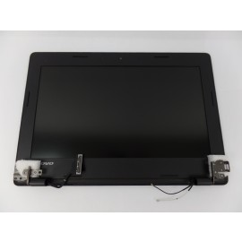 "11.6"" LCD Screen Assembly w/ Web Camera Hinges for Lenovo Chromebook 100S"