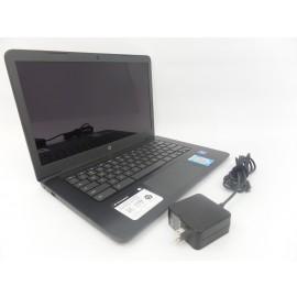 "HP Chromebook 14-ca061dx 14"" HD Touch Screen N3350 1.1GHz 4GB 32GB Chrome Laptop"
