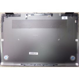 OEM Bottom Case Cover for HP Spectre 15-bl112dx 912990-001 - Missing rubber foot