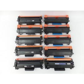 Lot of 10 Empty Toner Cartridges TN760