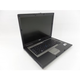 "Dell Latitude D830 15.4"" Core 2 Duo 1.8GHz 1GB No HDD Laptop Boots to BIOS"