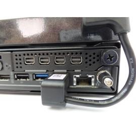Lenovo ThinkStation P330 Tiny Workstation i7-8700T 16GB 512GB P620 DVD WiFi W10P