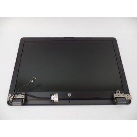 "15.6"" LCD Screen Assembly w/ Web Camera Hinges for HP 15-bw053od"