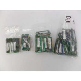 Lot of DDR2 RAM 26x 512MB 6x 256MB 50x 1GB SODIMM Laptop Memory