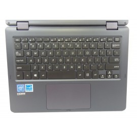 "Asus J202NA-DH01T VivoBook Flip 11.6"" HD N3350 1.1GHz 4GB 64GB W10H 2in1 Laptop"