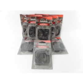 Lot of 10 items 06C11 RadioShack Anti-static Wrist Strap 2762397 Black